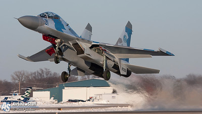 Sukhoi SU-27 Flanker Test Flights 2009
