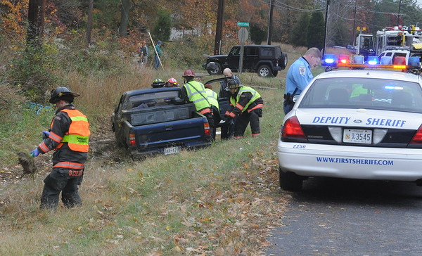 11/14/2009 Accident near Spring Ridge with Extraction