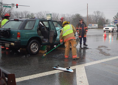 12/5/2009 Two small Accidents