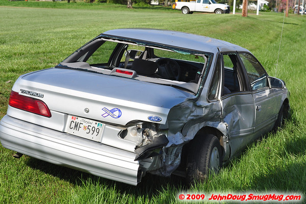 4/21/2009 Accident on Rt 5 North of Brass Rail