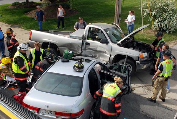 4/28/2009 Car Accident on Rt 5 Near Bay Ridge Rd