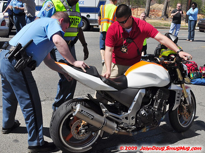 4/4/2009 Motorcycle Accident at Chancellors Run and Fire Dept Ln