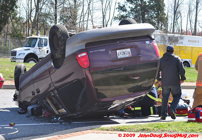 4/8/2009 Roll Over Corprate Drive and 235