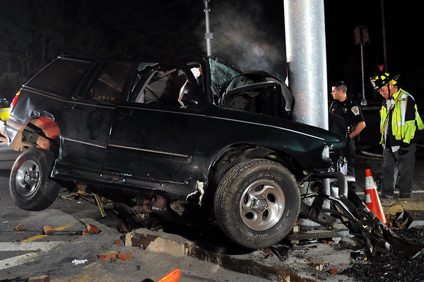 5/30/2009 Fatal Accident 235 and Buck Hewitt