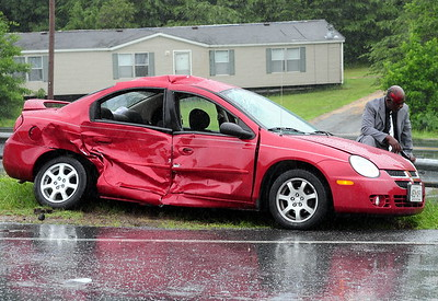 6/5/2009 Accident on 235 at Mervell Dean Rd