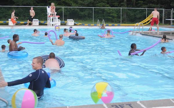 8/8/2009 BDVFD Pool Party at the Elks