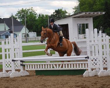 Regional Equestrian Games - Ayer's Cliff
