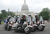 5/16/2009 Philadelphia Highway Patrol Motorcycle Drill Team in Washington DC :