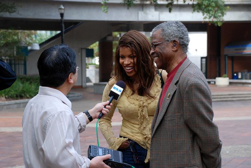 WJCT News Director Scott Kim interviews Alton Yates and Toni Yates.
