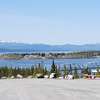 The bridge at Teslin.
