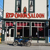 Red Onion Saloon (and Brothel Museum!) in Skagway