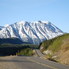 The Klondike Highway between Whitehorse, Yukon and Skagway, AK is filled with spectacular vistas.