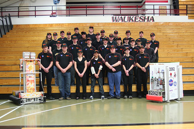 2009 Team Photo Students 2