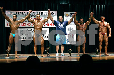 2009 NPC NJ & Tri-State Championships Awards & Comparisons