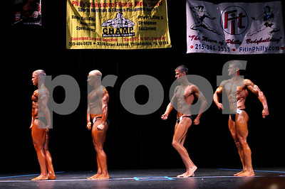 2009 NPC Philly Championship / Tracey Greenwood Figure & Fitness Classic Comparisons