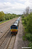 090509-005     Direct Rail Services class 66/4 no. 66412 is captured powering past Tupton with, 4S49 Daventry - Grangemouth, diverted intermodal..