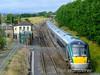 22027 + 22015 pass Cherryville with the 0835 Limerick - Heuston.  Sun 09.08.09