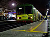 Units 8508 + 8507 + 8503 + 8504 at Pearse station with the 1625 Bray - Howth. Sat 05.12.09