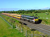In glourious sunshine 207 at Rosskelton with the 0900 Cork - Heuston GAA Special. Sun 20.09.09