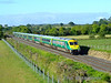 4004 at Rosskelton with the 0830 Cork - Heuston. Sun 20.09.09