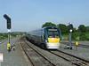 22041 arrives at Portarlington. Wed 03.06.09
