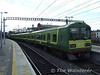 8608 brings up the rear of a southbound DART service to Bray. Thurs 05.03.09