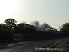 082 climbs out of Carrick-on-Suir near Ballinderry with the 0650 Waterford - Claremorris Knock Special.  Sun 03.05.09