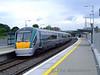 22044 at Portarlington with the 1710 Heuston - Athlone. Mon 07.09.09