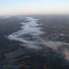 view from Georgia Skies plane west of Atlanta Airport