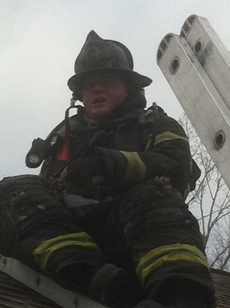 12/25/2011 Old Lyme Short Hills Rd Structure Fire