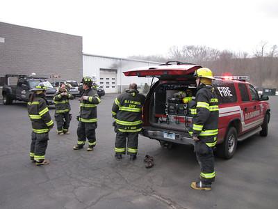 3/4/11 Grossman Nissan Fire
