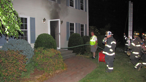 6/10/2011 Obed Heights Fire