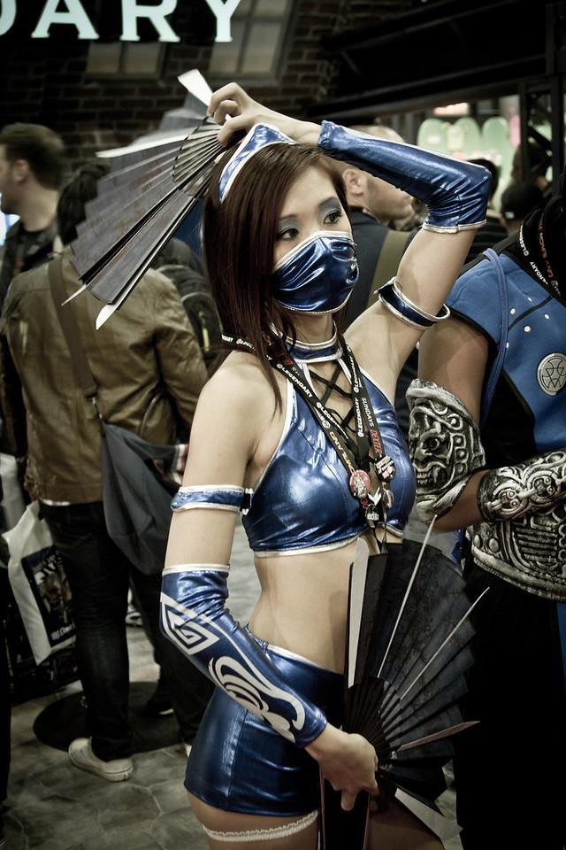 NYC ComicCon 10/15/2011