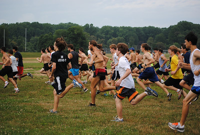 Friday Night Cross Country 5k  River Hill