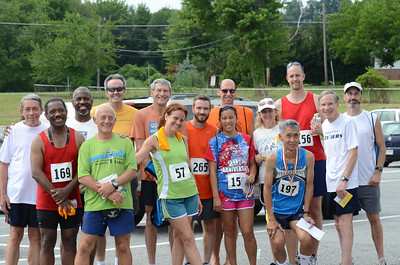 Striders At Arbutus Firecracker 10k