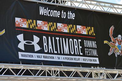 Striders At Baltimore Running Festival