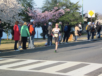 Striders At: Cherry Blossom 10 Miler