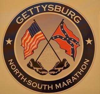 Striders At Gettysburg North South Marathon