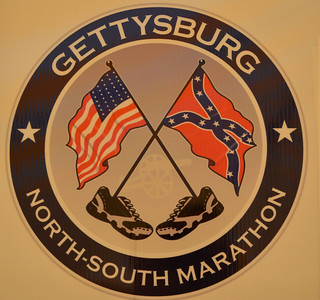 Striders At Gettysburg North South Marathon