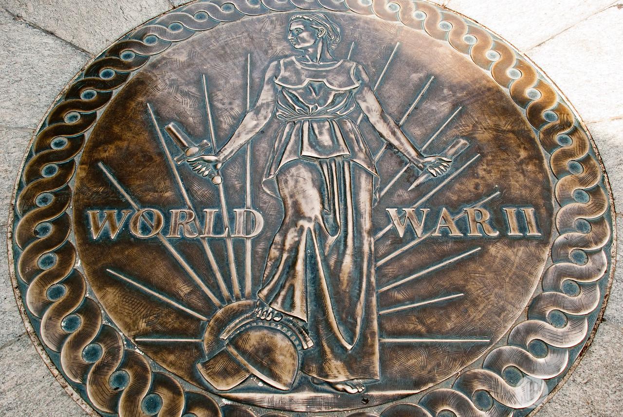 Copper War Medal