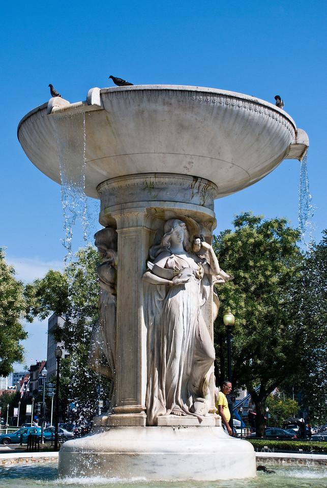 Fountain at Dupont