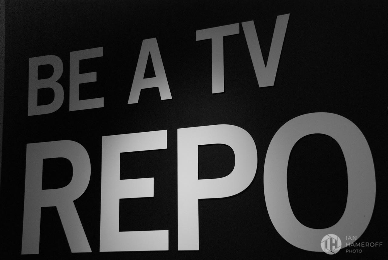 Be a TV Repo(rter)