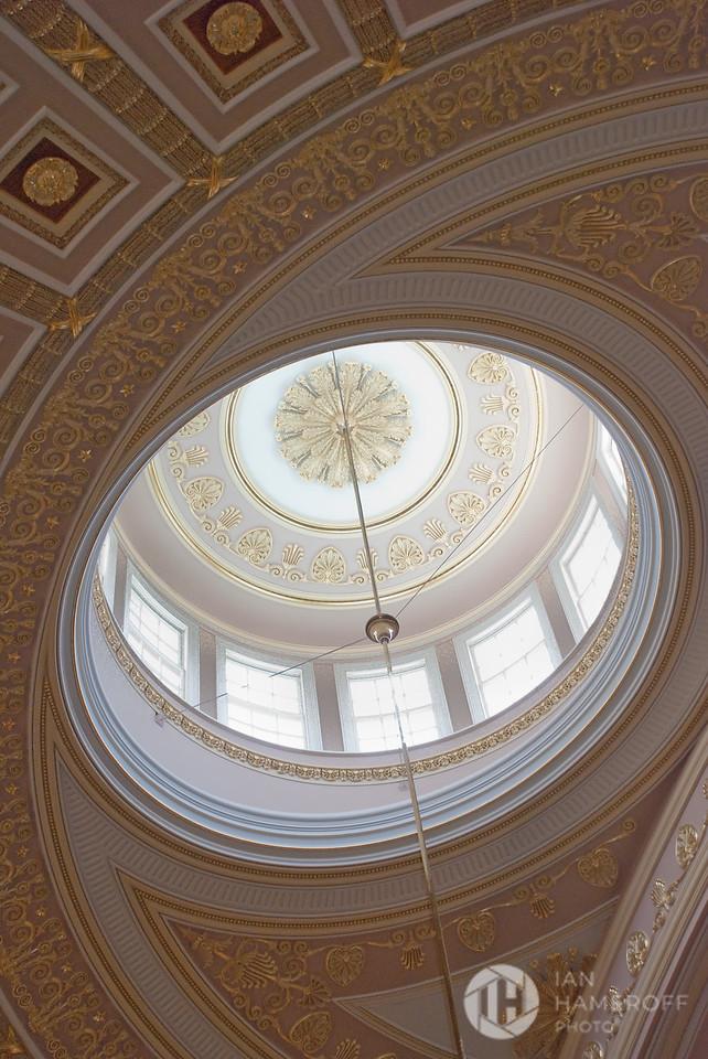 Old Senate Ceiling