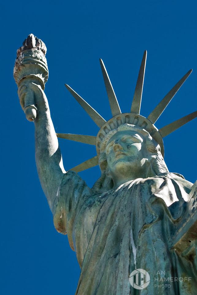 Liberty in West New York Alki