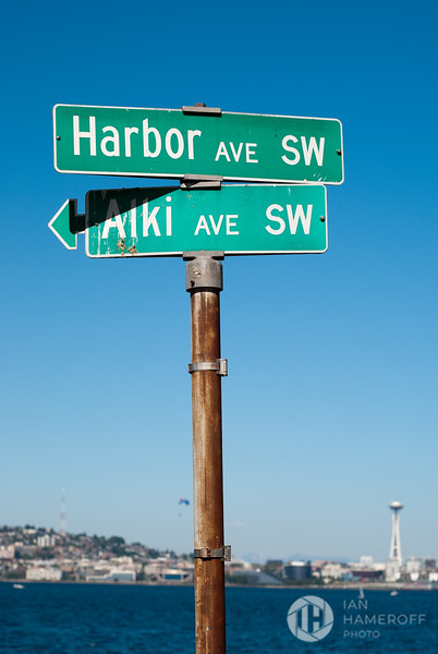 At Harbor and Alki