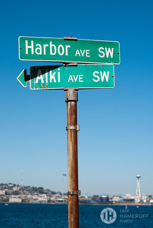At Harbor and Alki