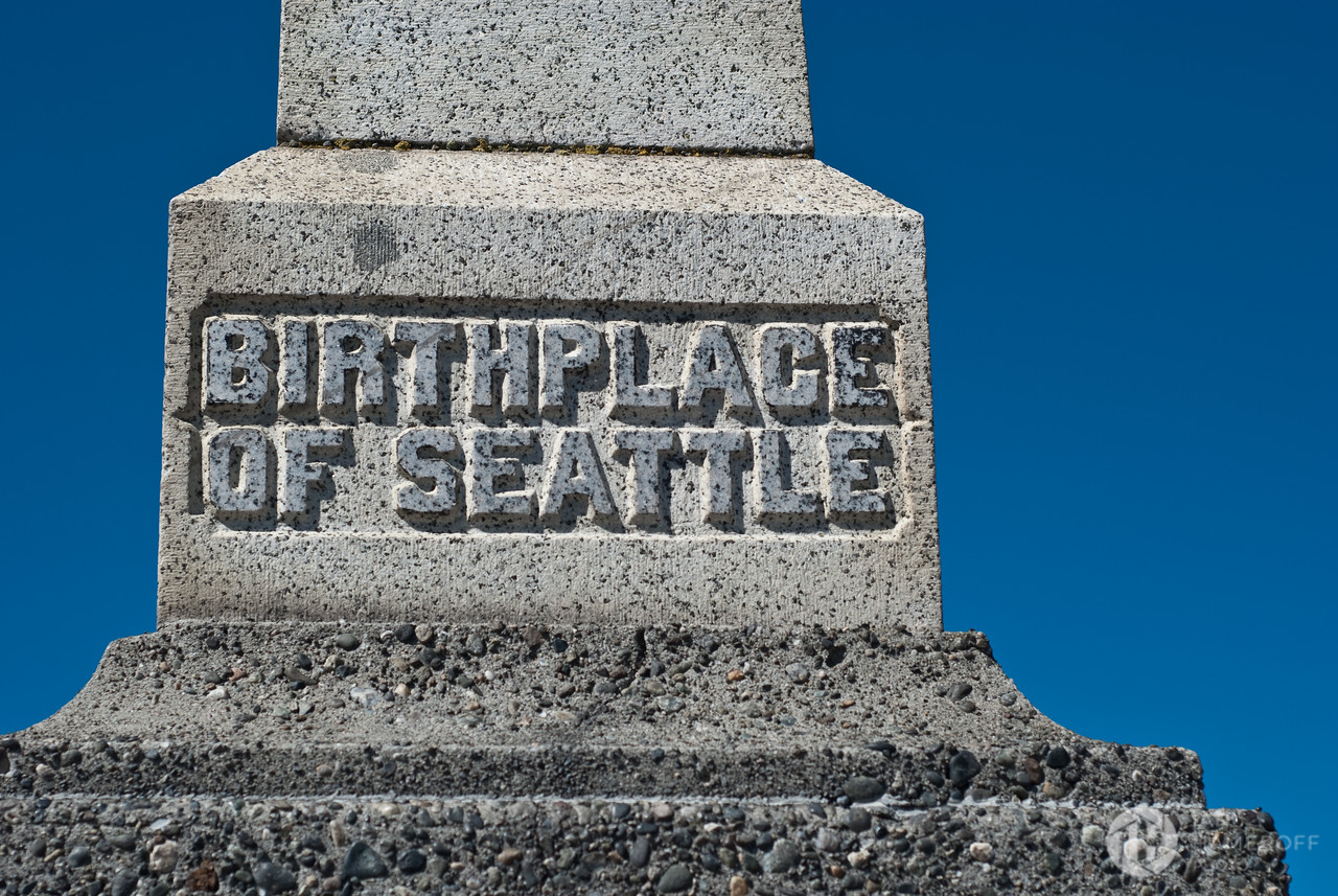 Birthplace of Seattle