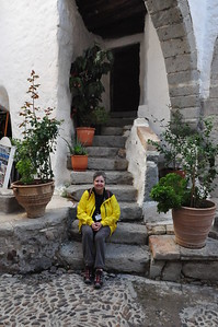 2010-10-30  040  Patmos - Veronia, at the Monestary of St. John