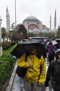 2010-10-28  093  Veronica at Hagai Sophia