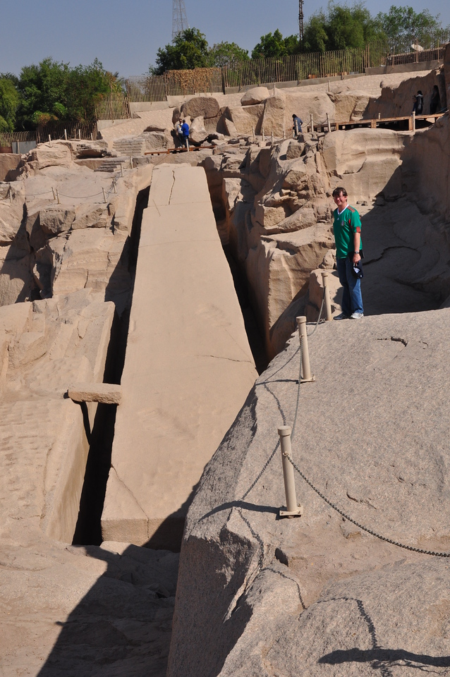 2010-11-10  174  Aswan - Jay and the Unfinished Obelisk